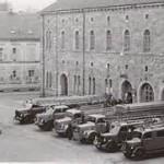 Feuerwache Rastatt 1955