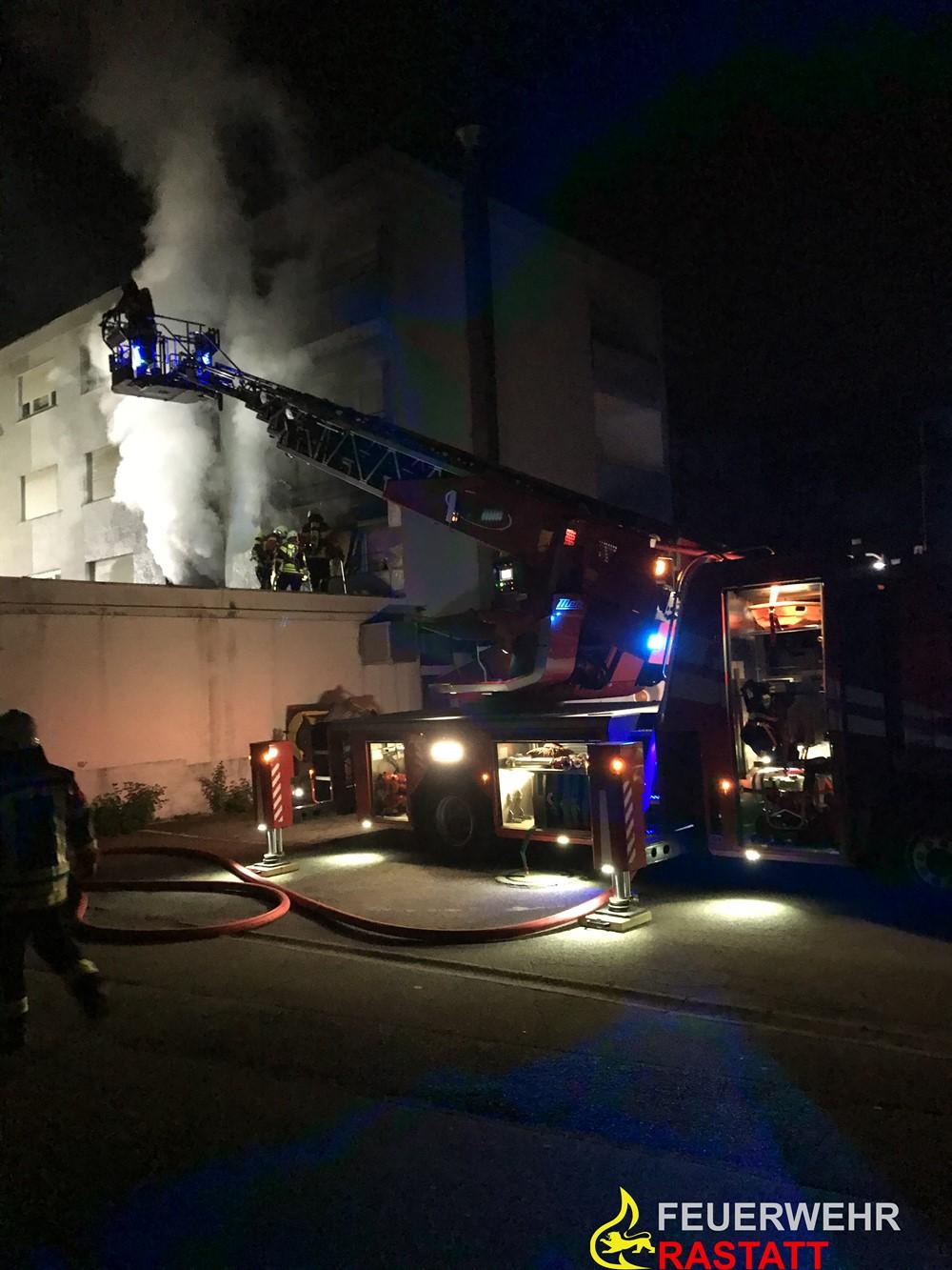 Feuerwehr Rastatt Einsätze